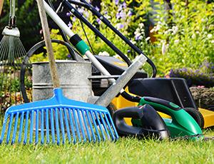 service après vente espaces verts
